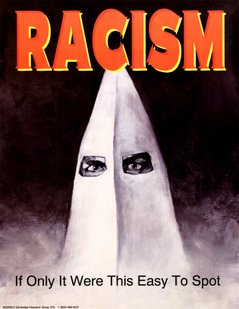 We're ALL Racist - Deal With It (1/4)