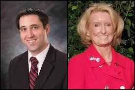 Texas - Glenn Hegar and Jody Laubenberg the co-sponsors of SB5
