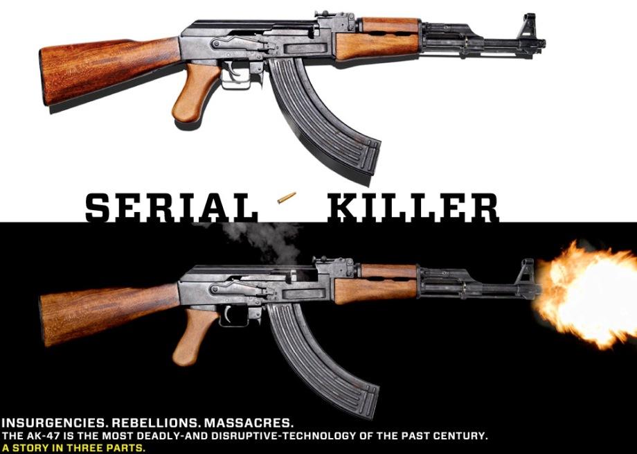 AK-47 Serial Killer