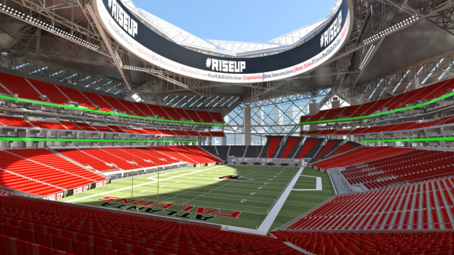 View from the West End Zone with Skyline Window / Design  Concepts