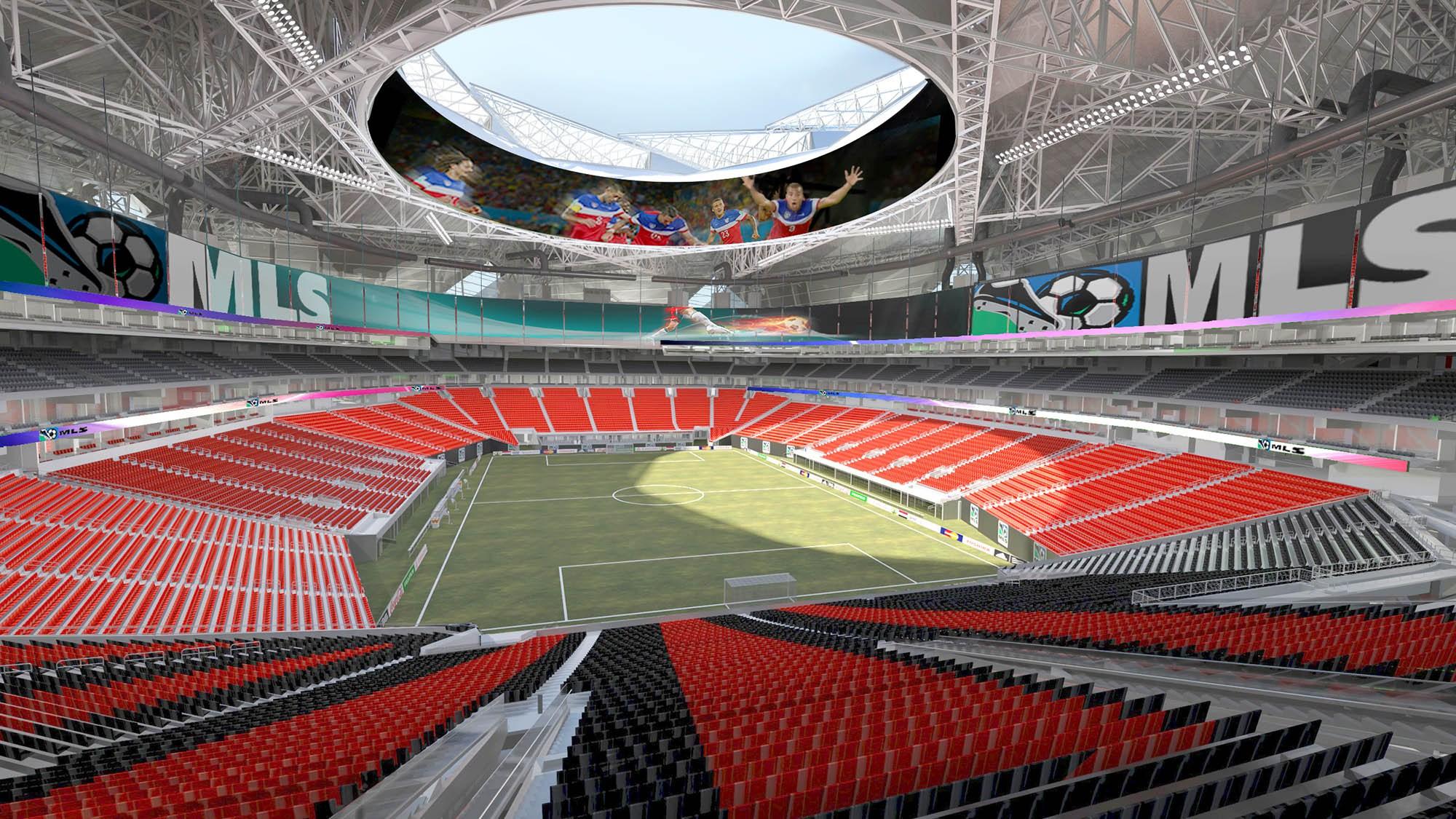 Two New Mega Stadiums For Atlanta Whether We Want Them