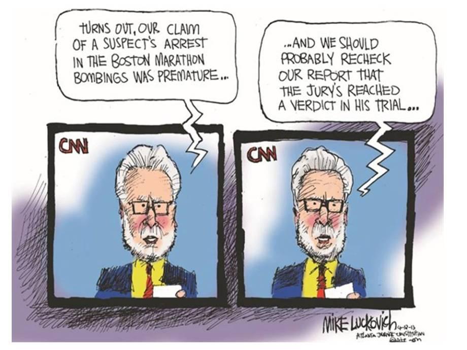 Wolf Blitzer - CNN
