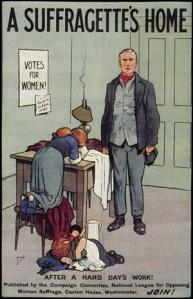 Anti-Suffrage Propaganda
