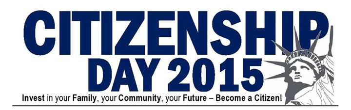 Citizenship Day 2015