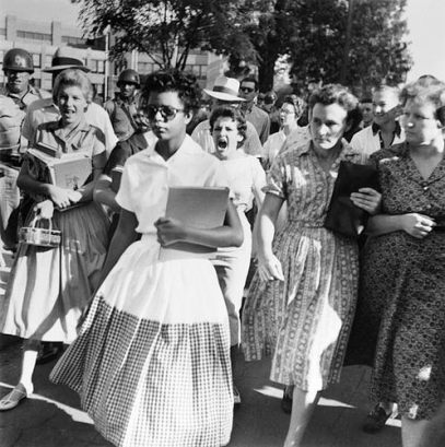 eckford Little Rock nine