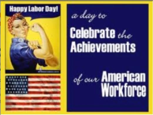 Rosie Riveter - Labor Day