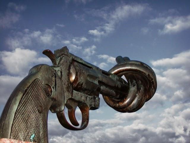 Twisted Gun Control