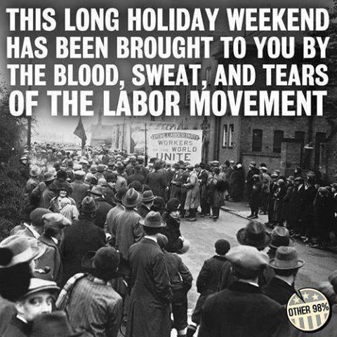 labor day unions