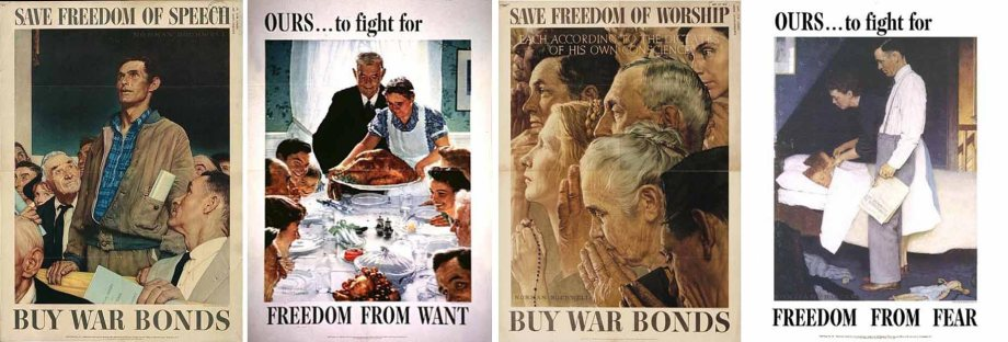 four-freedoms-norman-rockwell-fdr